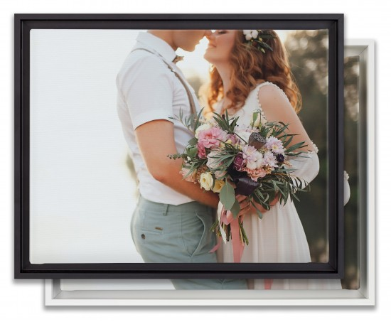 Float Framed Canvas
